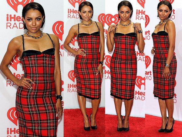 Le 21 Septembre 2013: au iHeartRadio Music Festival (2ème Jour).