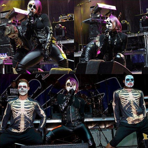 Le 26 Octobre 2013: au Grave Diggers Ball.