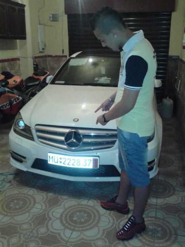 Kader Benz AMG