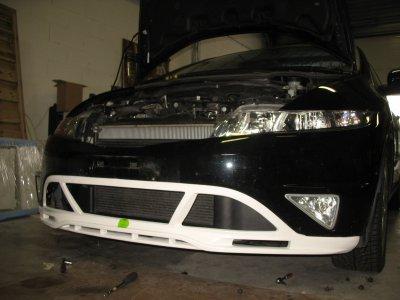 Honda civic noire