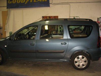Teintage Dacia Logan