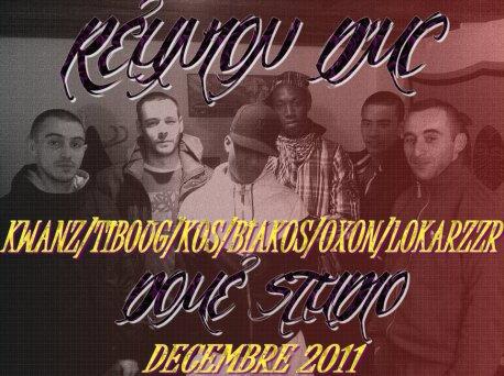 Ti Boug & Kos, Kwanz, Biakos, Oxon, Lokar - Reunion de Mc (2011)