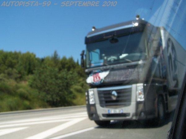 Renault Magnum Route 66