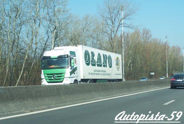 Mercedes Actros Megaspace Tps Olana !