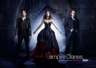 photos promotionnelle pour la saison 4 de « The Vampire Diaries » les photo sont sublime