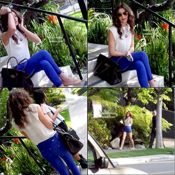 Nouvelles photos d'Eleanor et Danielle !