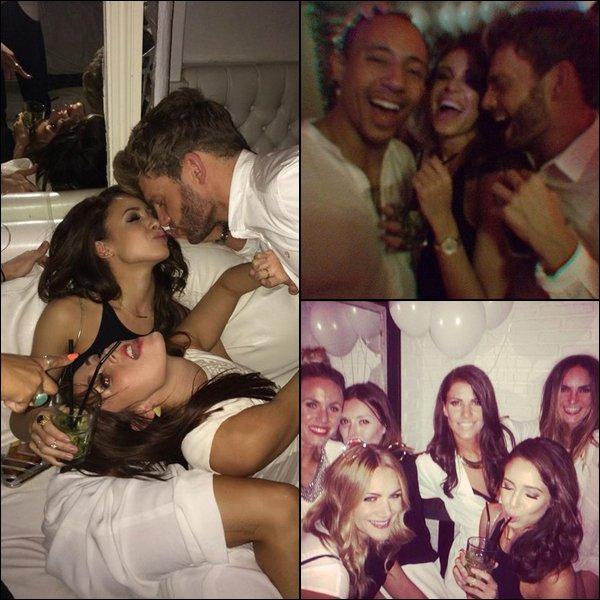 30.08.2014 Danielle a une soirée avec ses ami dont Liam