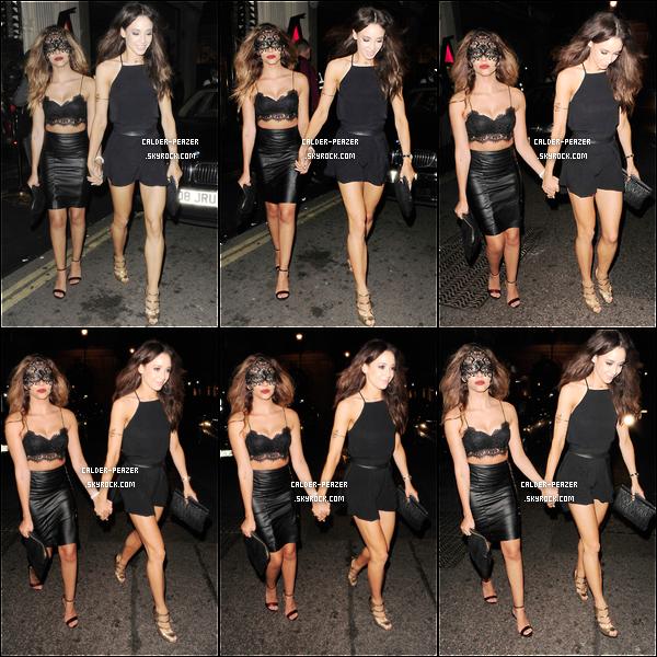 """Danielle et ses soirées avec les filles du groupe """"Little Mix"""""""