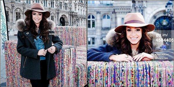 05.11.2014 Danielle à Paris ! Partie 1