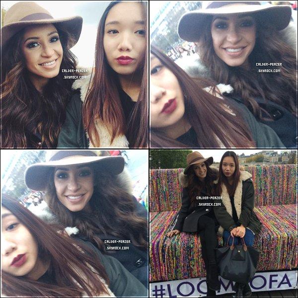 05.11.2014 Danielle à Paris ! Partie 3