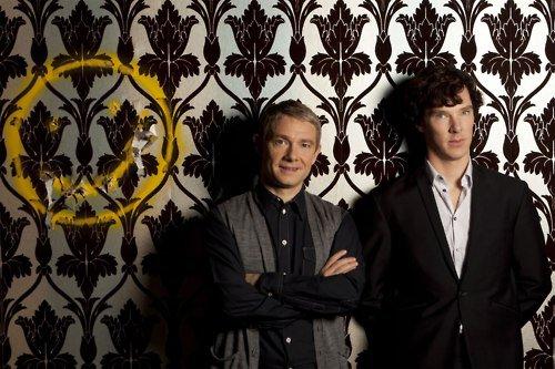 Sherlock page fan :)