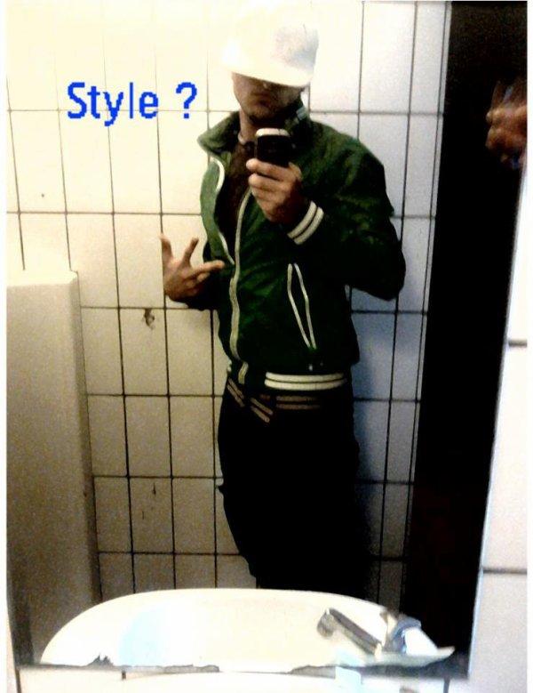 Mon style Normal comme tout le monde c'es Fashon ;)