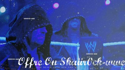 ☆ Skaiir0ck-wwe The best source about the WWE on skyrock ☆ | Offre |