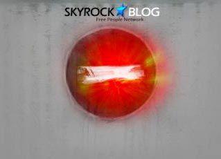 COMPTE :  Pourquoi Skyrock a désactivé mon compte ?!
