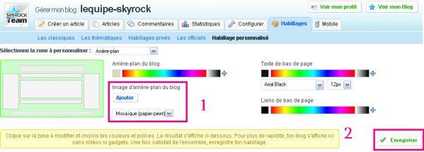 BLOG : Ta photo pour décorer ton blog !