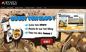 BLOG : Du shopping qui rapporte... sur ton blog !