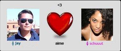 PROFIL : Affiche ton love sur ton profil !