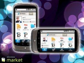 MOBILE : Skyrock.com lance son application pour téléphones Android