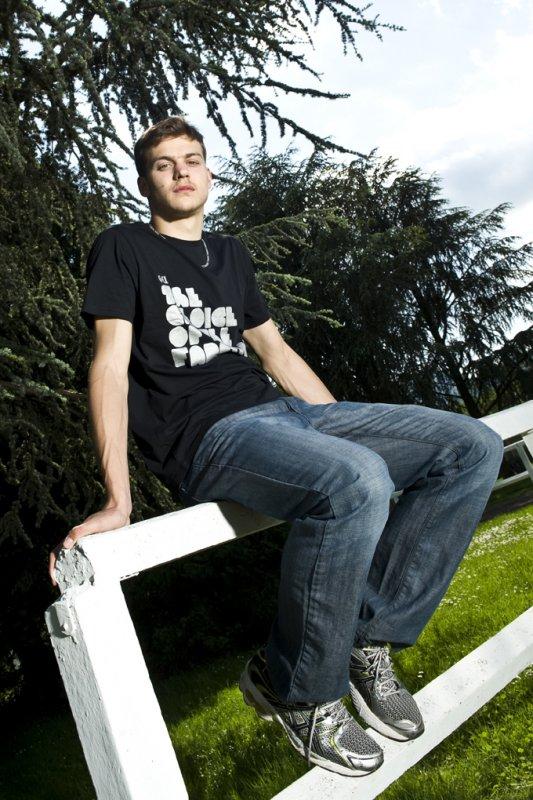 Portrait d'un blogstar en OR : Christophe Lemaitre !