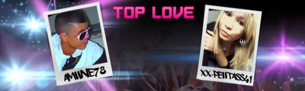 RENCONTRE avec Amine et Morgane, les deux gagnants du concours TOP LOVE St Valentin
