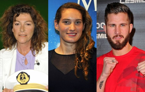 R.I.P Camille Muffat, Florence Arthaud & Alexis Vastine