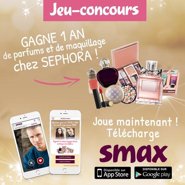 Jeu-concours SMAX : Sois la plus belle lors de ton prochain « date » !