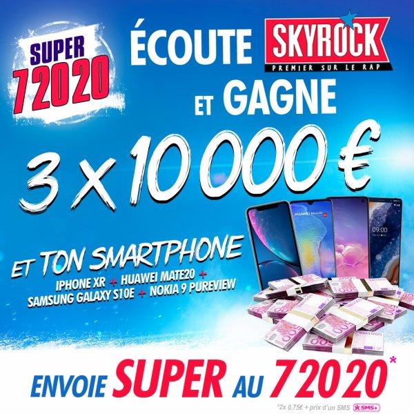 Le SUPER 72020 !