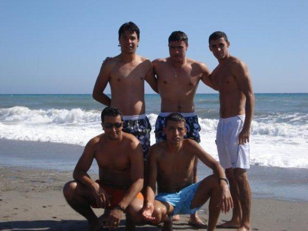 ioo   i     Mis    Amigosss  En   La   Playa
