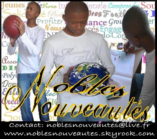 ● ASSOCITION NOBLES NOUVEAUTES ●