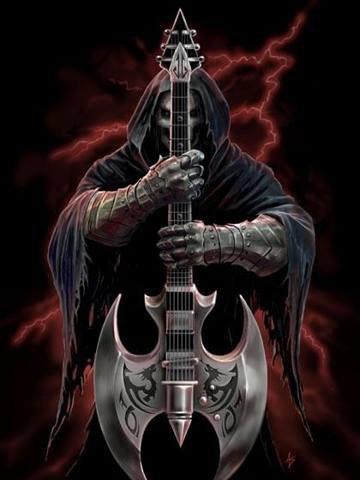i'm  rock