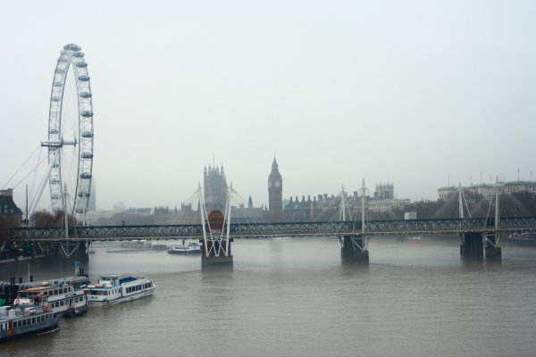 Mini-Trip to London