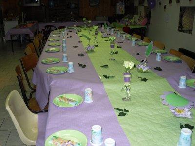 DECO BAPTEME NAOMIE FEE CLOCHETTE - Blog de elonao2711