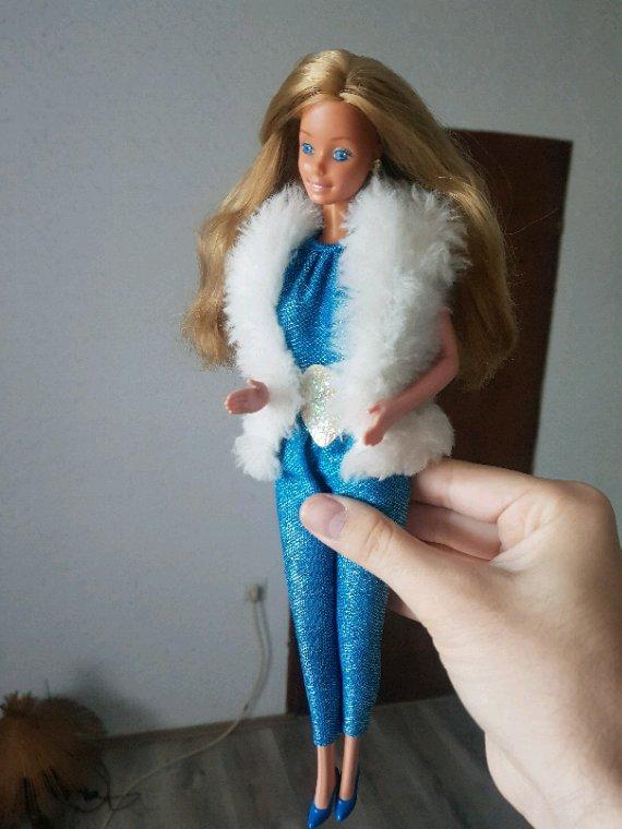 Fabulous Fur Barbie