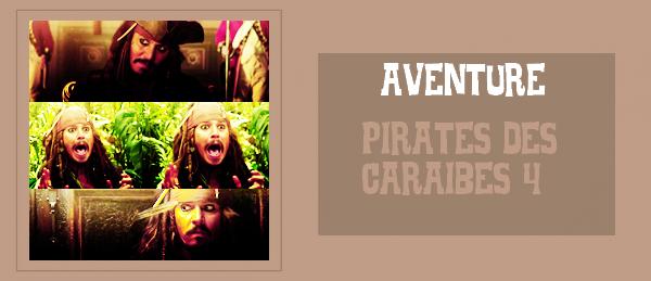 * * Je connais un homme avec une chèvre. * Pirates de Caraïbes 4  *