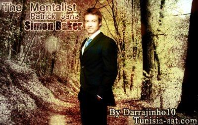 The Mentalist || Wallpaper