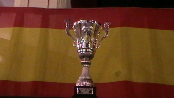 CAMPEON DE CAMPEONES LIPOCROMO 94 PUNTOS INTERNACIONAL DE DOS HERMANAS