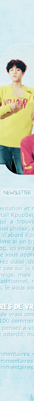Bienvenue | Hwanyeong | 환영 Articles important | K-pop | Dramas | Corée | Article K-pop | Articles divers