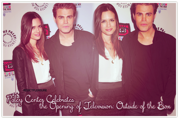 >> ADDICTPLEASURE.skyrock.com NEWS PAUL & TORREY au Paley Center Création • Décoration • GettinStarbuck