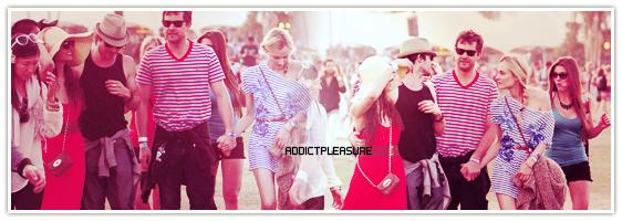 >> ADDICTPLEASURE.skyrock.com NEWS NIAN au Coachella Création • Décoration • GettinStarbuck
