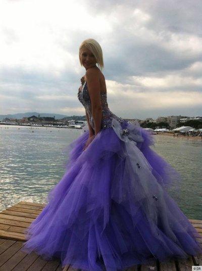 Mode : Tatiana Laurens égérie de la marque Belotti Couture ! (public.fr le 28.05.2011)