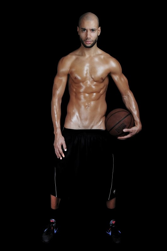 Xavier Delarue for World Directory Basket-Ball (2012)