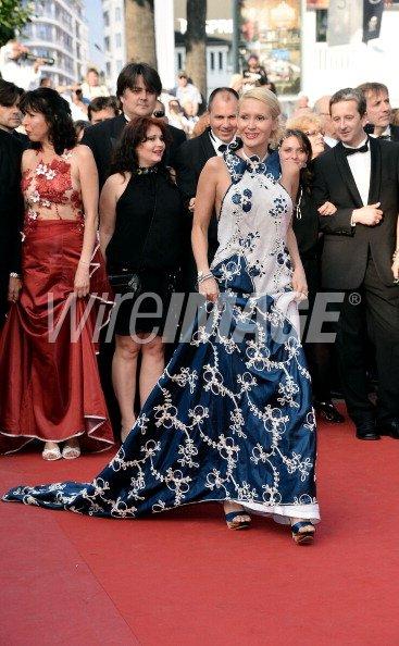 Cannes 2012 : Tatiana Laurens ravie de monter les marches ! (Part II)
