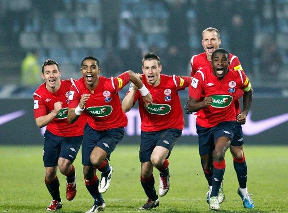 LOSC-FC LORIENT (0-0 ap, 5 tab à 3) : Les Dogues qualifiés !