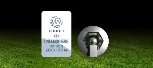 Calendrier  2013 - 2014