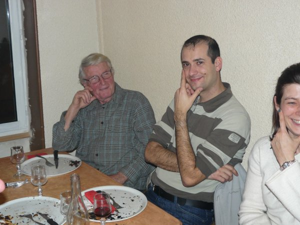 L'amiga Bouffe Restaurant - 18 Février 2012