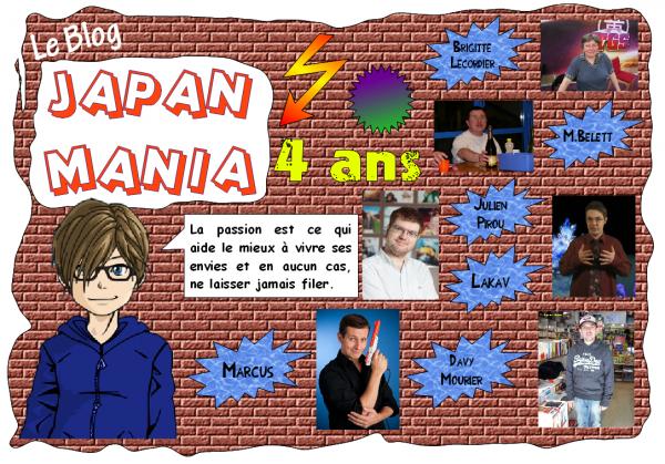 Le Blog JAPAN MANIA IV