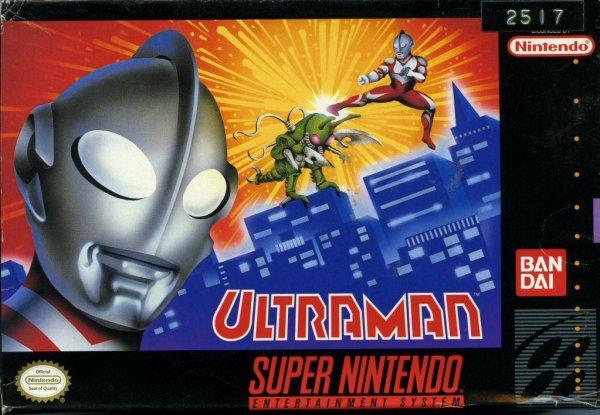Le Joueur du Grenier ▶ Test #10 - Ultraman / Rise of the robot