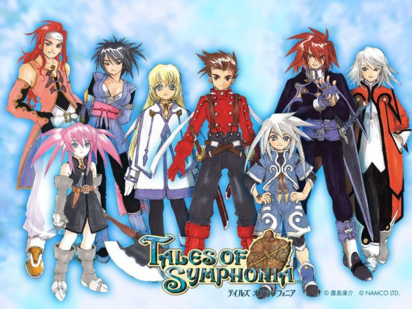 Old Familiar Scent of Iselia [Tales of Symphonia - OST]