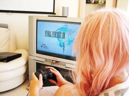 RPG gamer