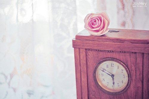 Les secondes se changent en heures lorsque tu n'es plus là.